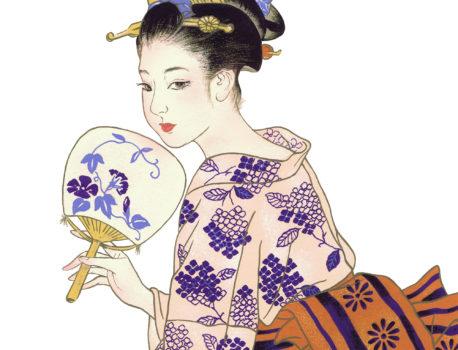 お肌を豊かに表現する素敵な日本語